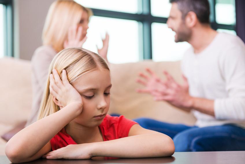 Enfant et divorce